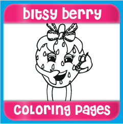 Bitsy Berry Coloring Pages