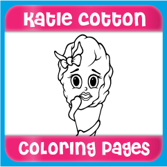 Katie Cotton Coloring Pages