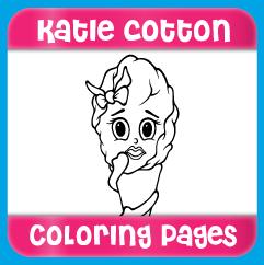 Katie Cotton Coloring Pages