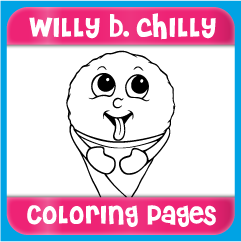 Willy B. Chilly Coloring Pages